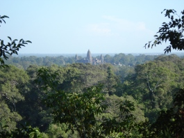 Angkor from Pehnom