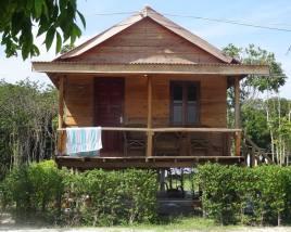 Birthday hut 1